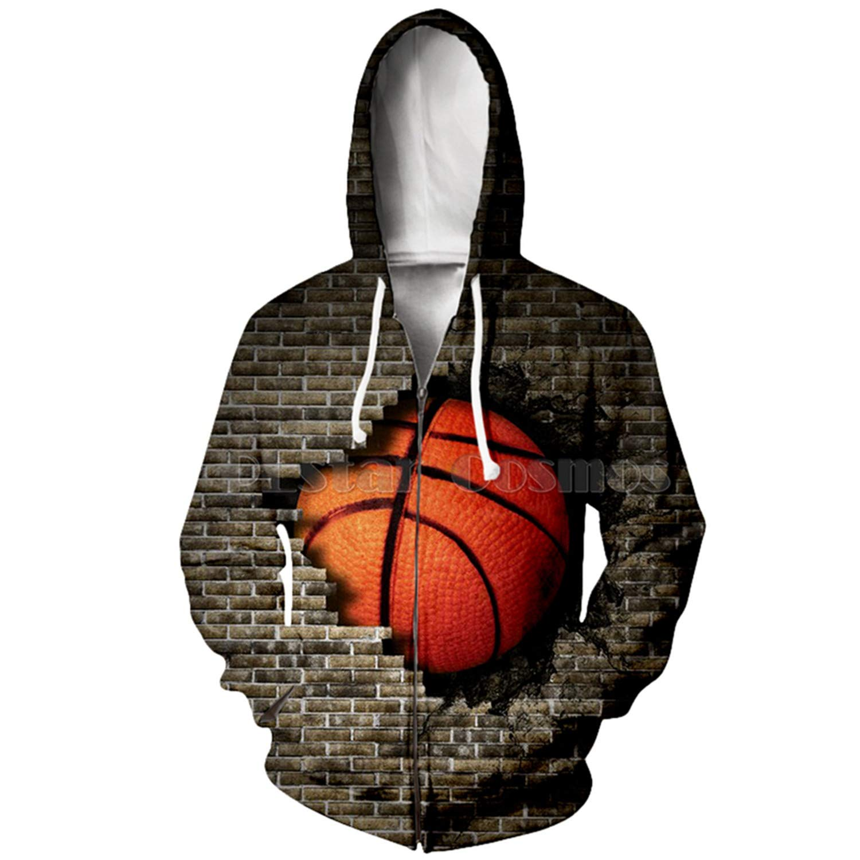 EspTmall Newest Basketballs Men Women Hoodie Sweatshirt 3D Prints Hoody Tracksuit Pullover Men Clothing Streetwear Ping Coat