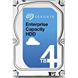"Seagate Enterprise Capacity 3.5 | ST4000NM0035 | 4TB 7.2K RPM 128MB Cache 3.5"" SATA 6Gb/s 