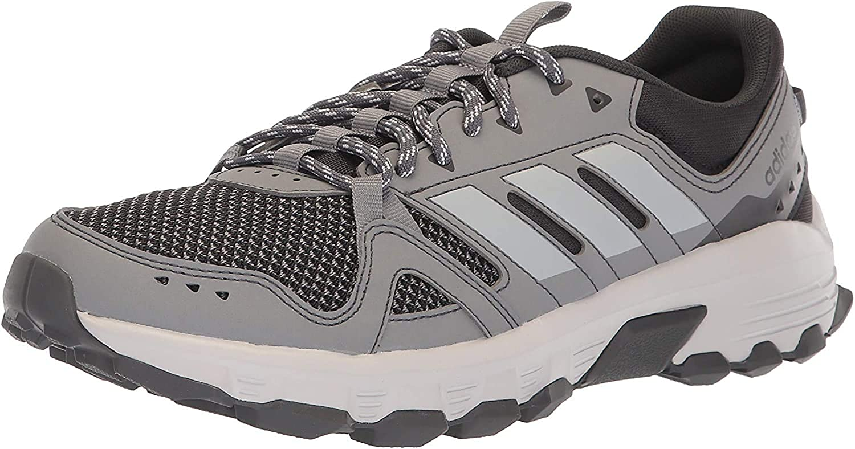 adidas Herren Rockadia Trail M, Core Black/Black Grau Grau Carbon