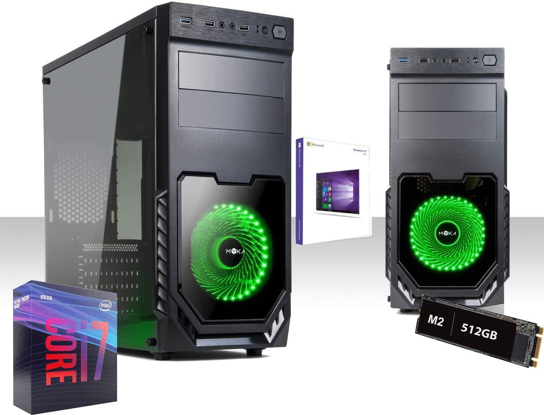 Pc Gaming Desktop Intel I7-8700