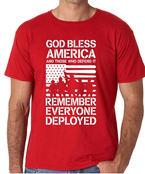 Red Military Shirts