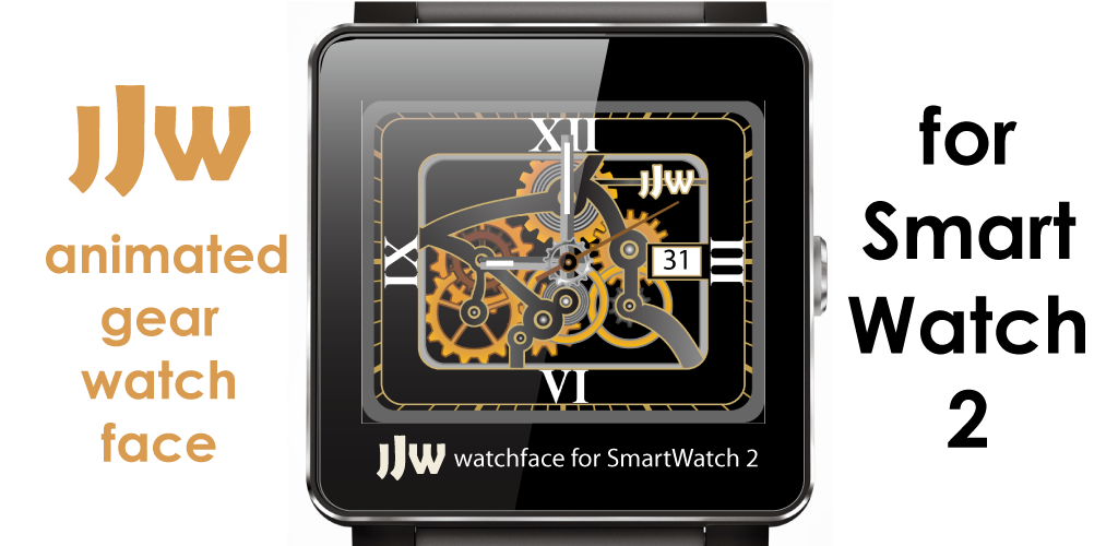 JJW Animated Gear Watchface 2 for SmartWatch 2: Amazon.es ...