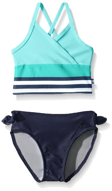 Nautica Baby Girls' Tankini Swim Suit