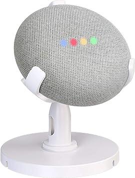 Cocoda Soporte de Mesa para Google Home Mini, 360° Ajustable ...