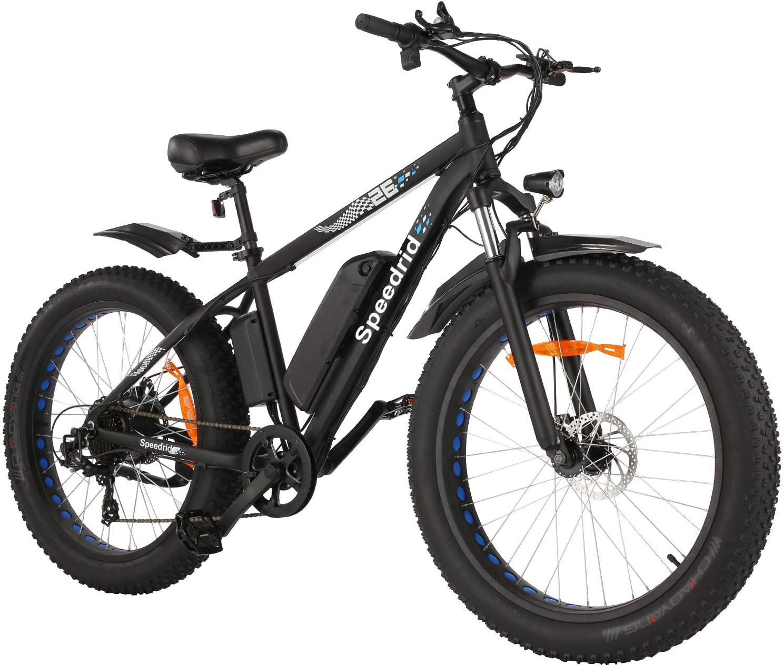 Speedrid Fat Tire Electric Bike