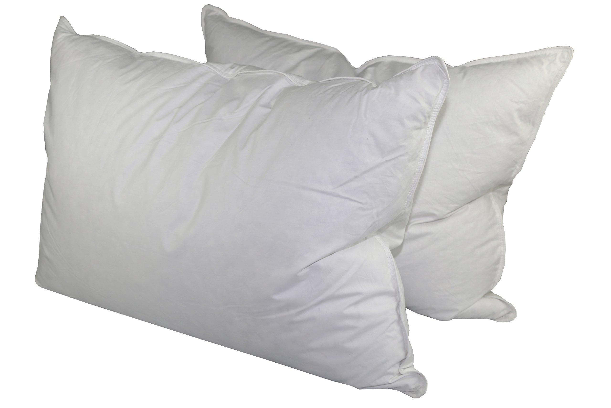 Manchester Mills Down Dreams 4 Standard Pillow Set (4 Pillows)