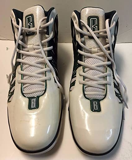 a90fcd8a1675 Kevin Garnett KG Game Worn Boston Celtics Sneakers Shoes HOF at ...