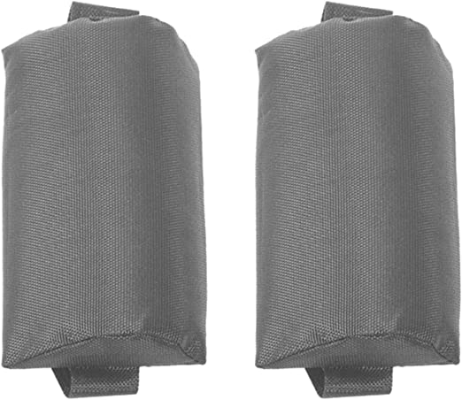 Universal Headrest Replacement Pillow Cushion for Folding Lounge Chair ~Gray