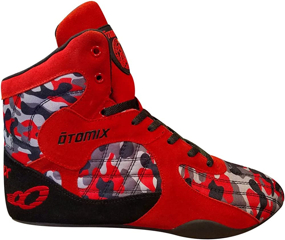 Otomix Stingray Fitness Boots Bodybuilding Shoes
