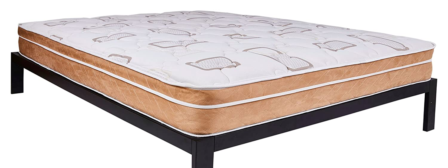 WOLF IDREAM Moon Dance Pillow Top 10 Mattress, Queen