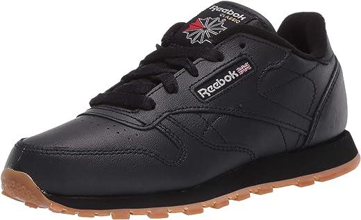 ريبوك حذاء رياضي كلاسيك جلد للأطفال للجنسين