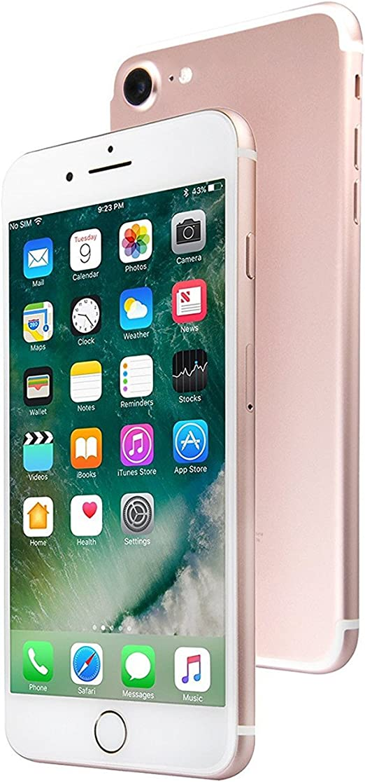 Amazon Com Apple Iphone 7 32gb Rose Gold For T Mobile Renewed