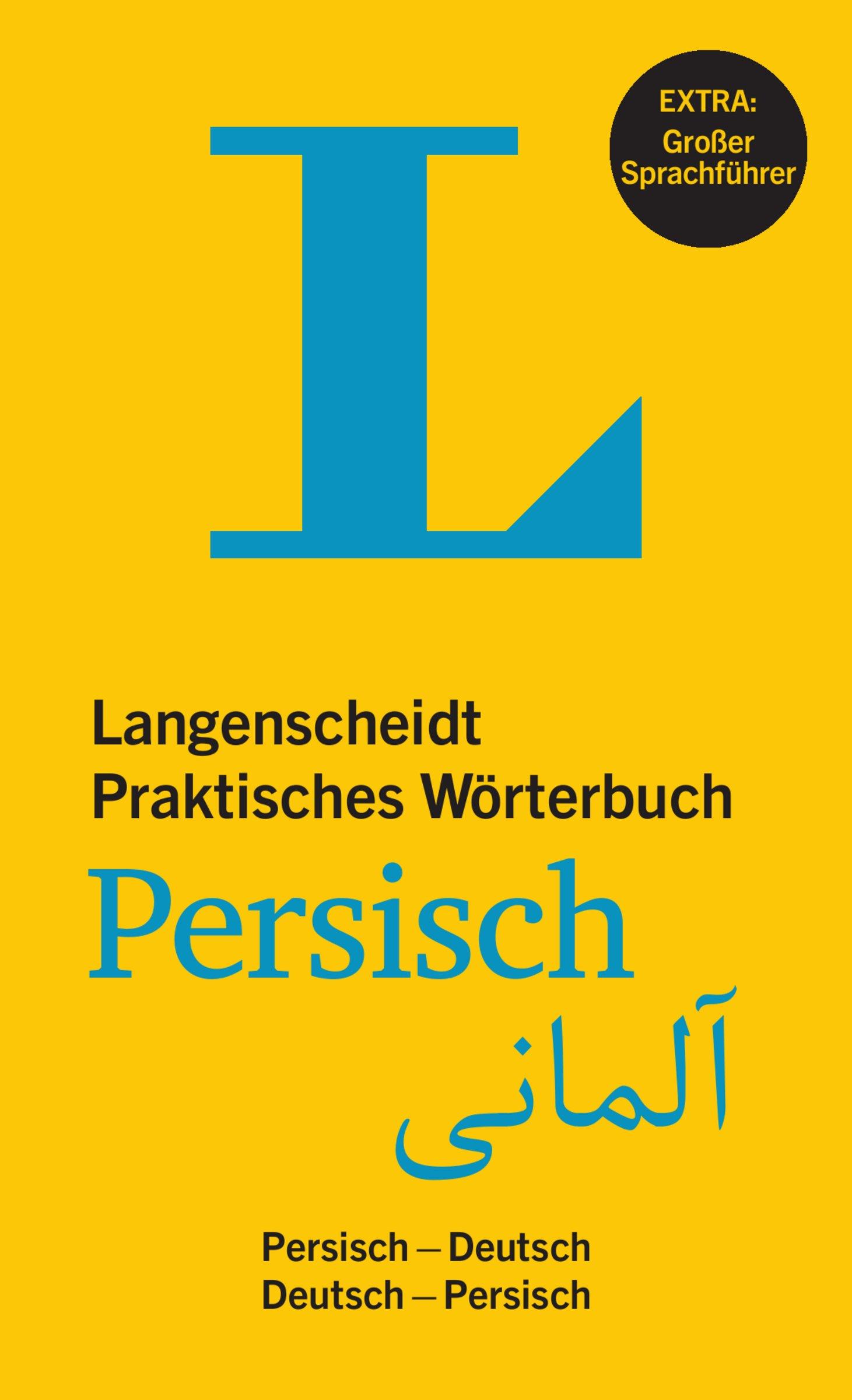 Langenscheidt Praktisches Wörterbuch Persisch Farsi Und Dari