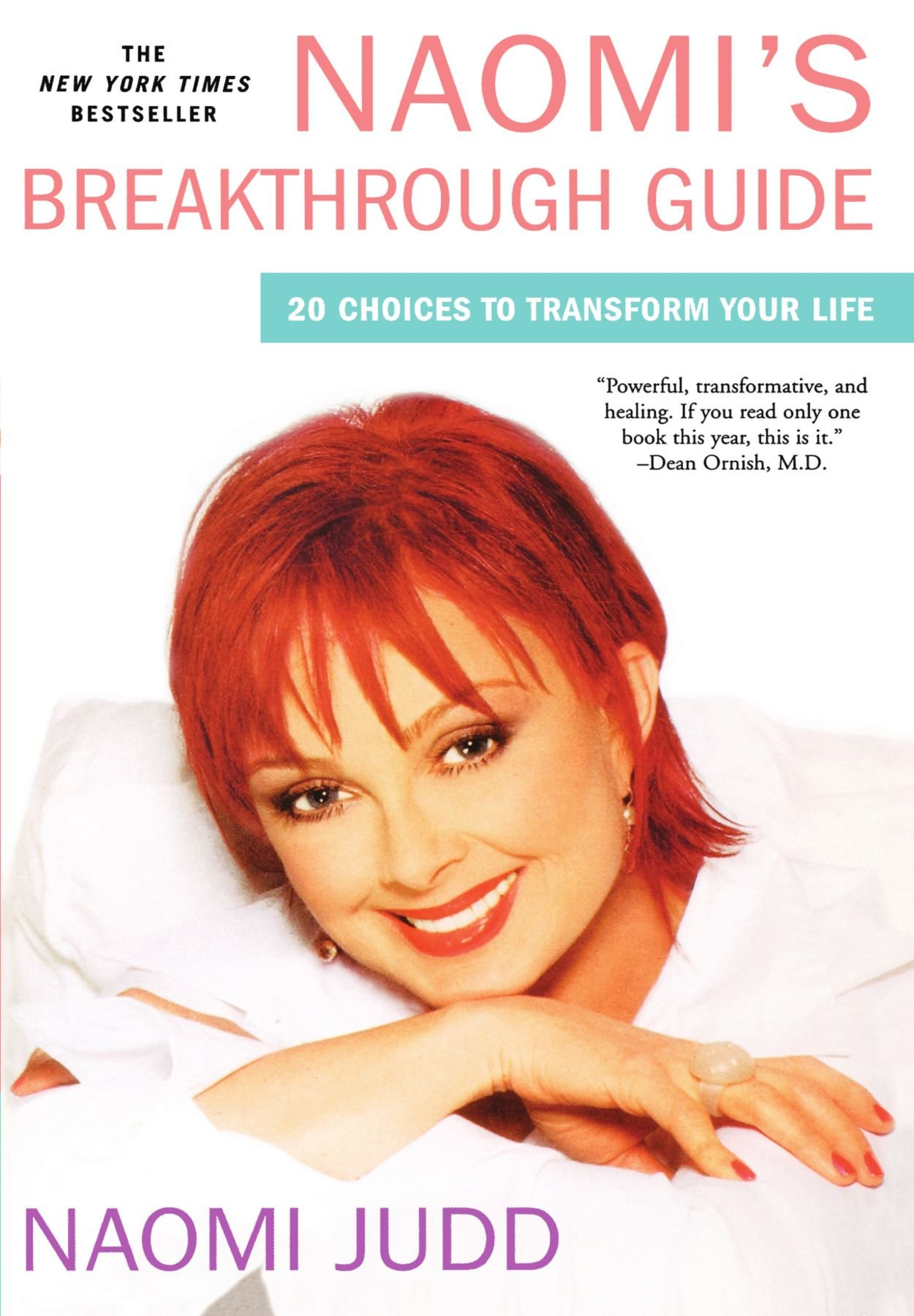 Read Online Naomi's Breakthrough Guide: 20 Choices to Transform Your Life pdf
