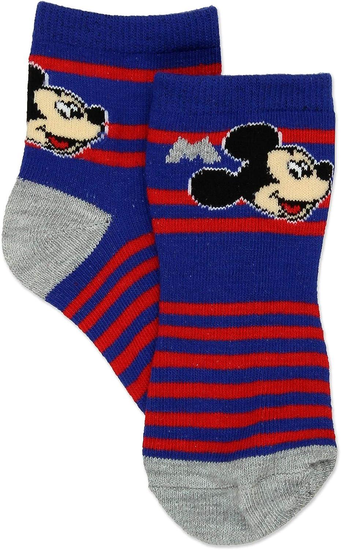 Disney Mickey Mouse Socks Children Kids Size 6-8.5 Free P/&P Stocking Filler