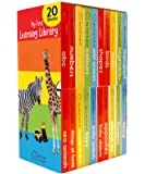 My First Learning Library: Boxset of 20 Board Books for kids