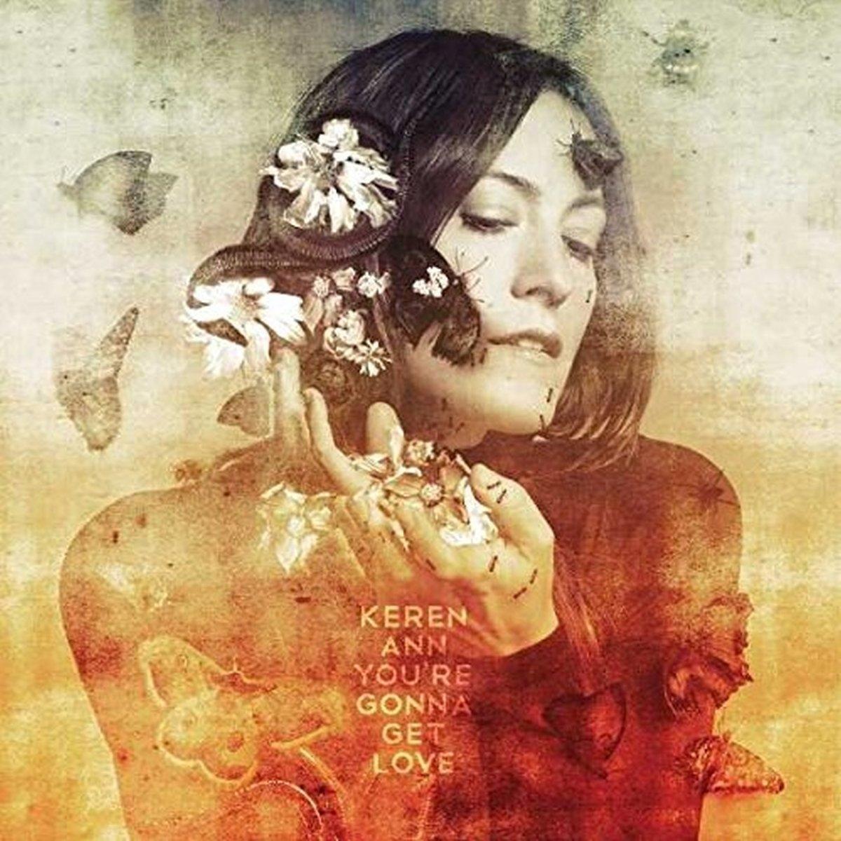 Vinilo : Keren Ann - You're Gonna Get Love (France - Import)