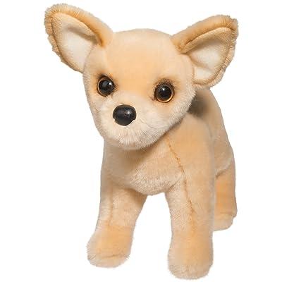 Douglas Carlos Chihuahua Plush Stuffed Animal: Toys & Games