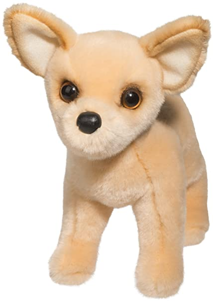 Amazon Com Douglas Cuddle Toys Carlos Chihuahua Plush Dog 10 L