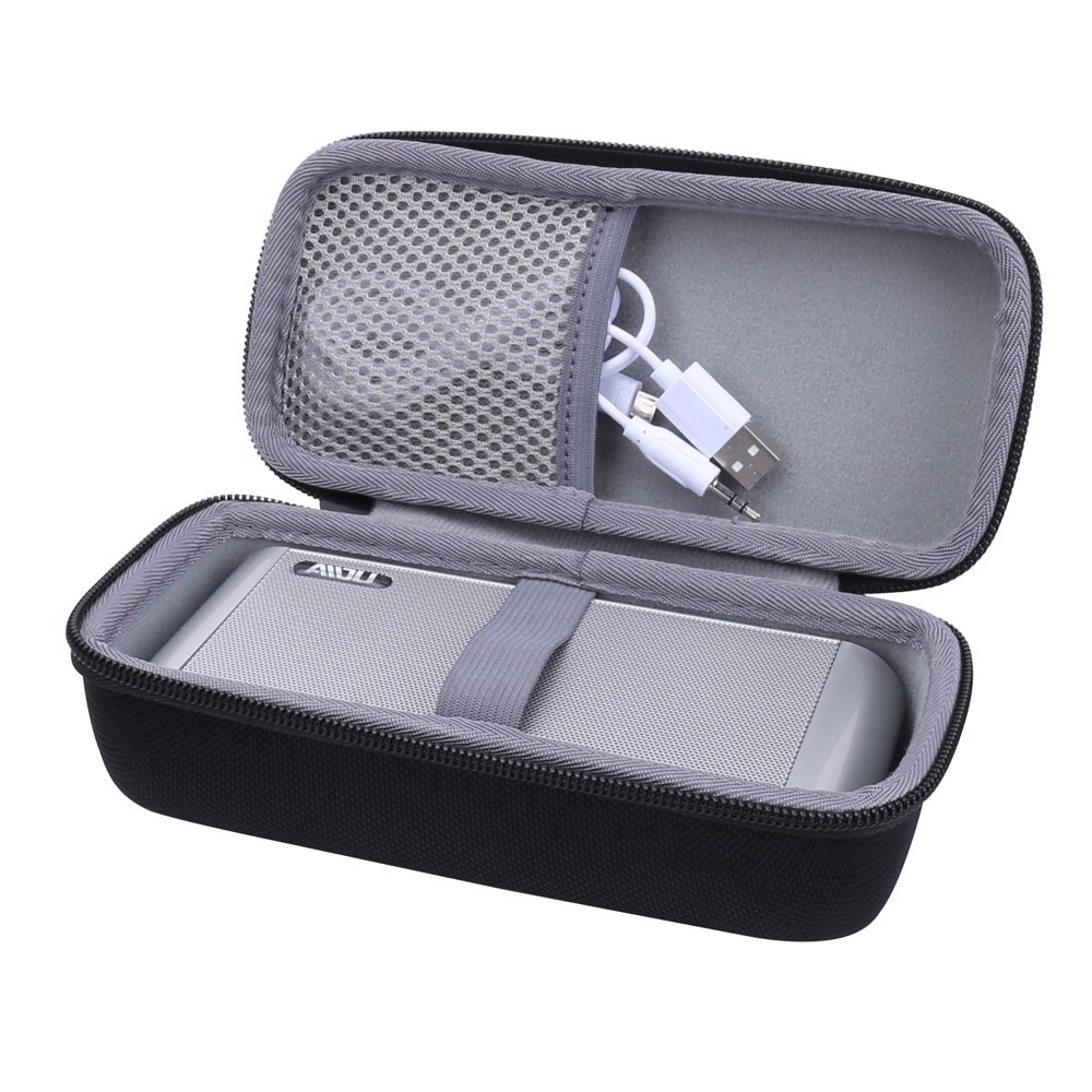 Aenllosi Hard Carrying Case for Antimi Bluetooth Speaker/FM Radio Player