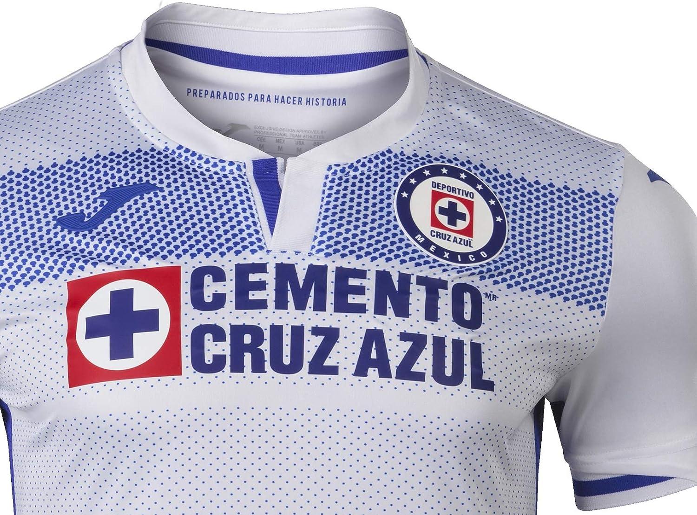 Joma CRUZ AZUL Polo 2020//2021 Travel Polo Viaje Cruz Azul Joma 100/% Authentic