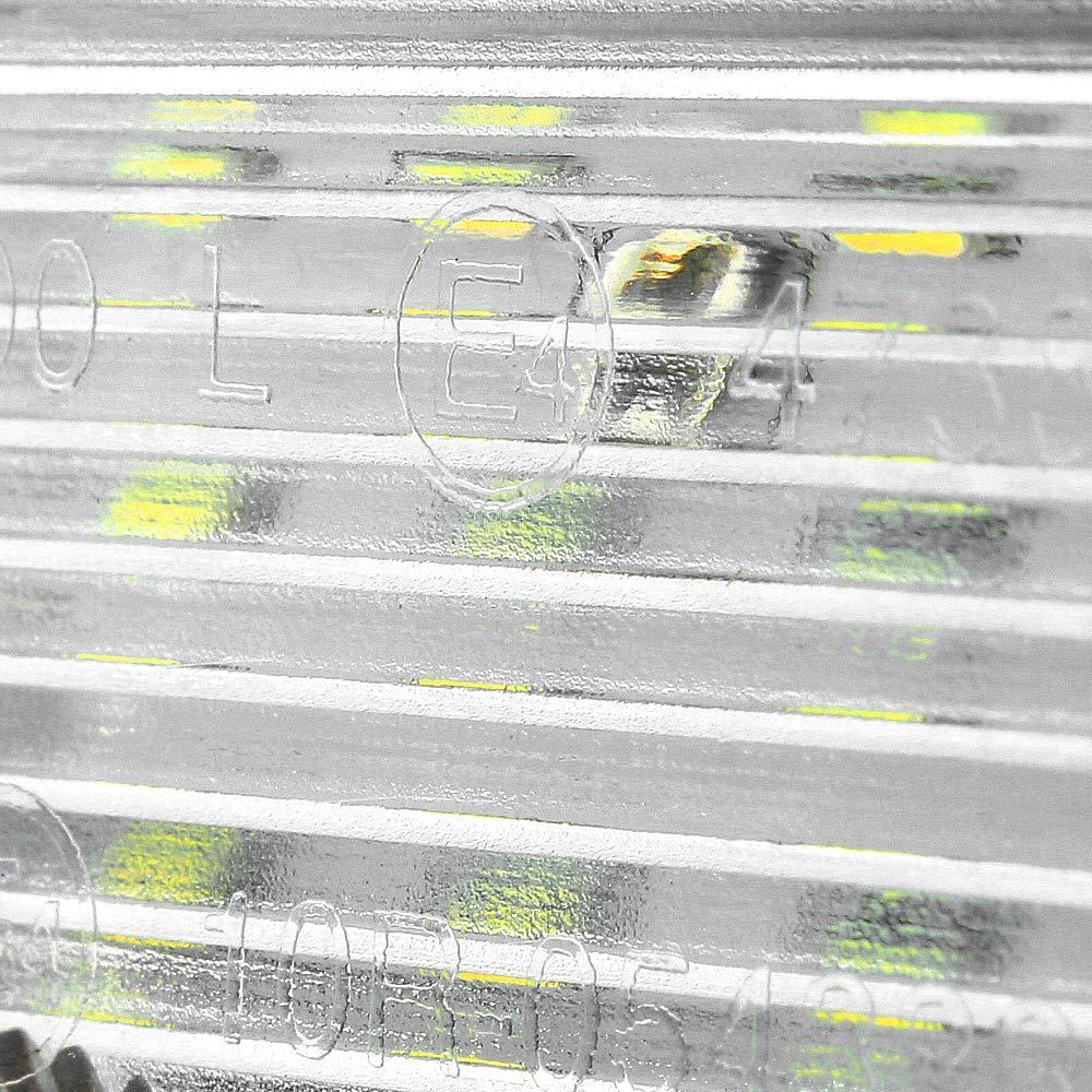 Illuminazione LED per bagagliaio Xenon bianco Plug /& Play senza messaggi di errore.
