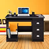 Royaloak Amber Computer Table (Black)