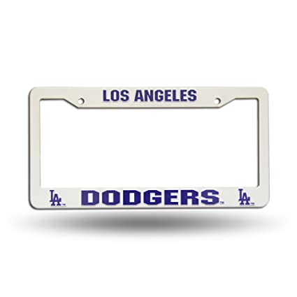 Amazon.com : Los Angeles Dodgers Official MLB 12 inch x 6 inch ...