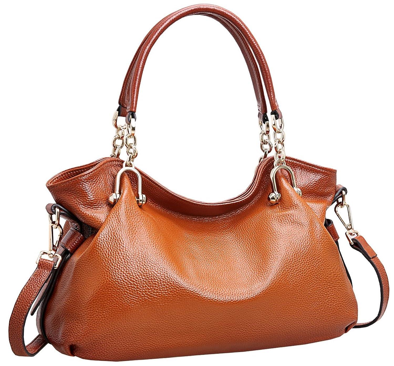 Amazon.com: Heshe Women's Handbags Designer Organizer Hobo Tote ...