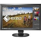 EIZO ColorEdge 24.1インチカラーマネージメント液晶モニター(1920×1200/IPSパネル/ノングレア/AdobeRGBカバー率99%/Quick Color Match対応/ブラック) CS2420-BK