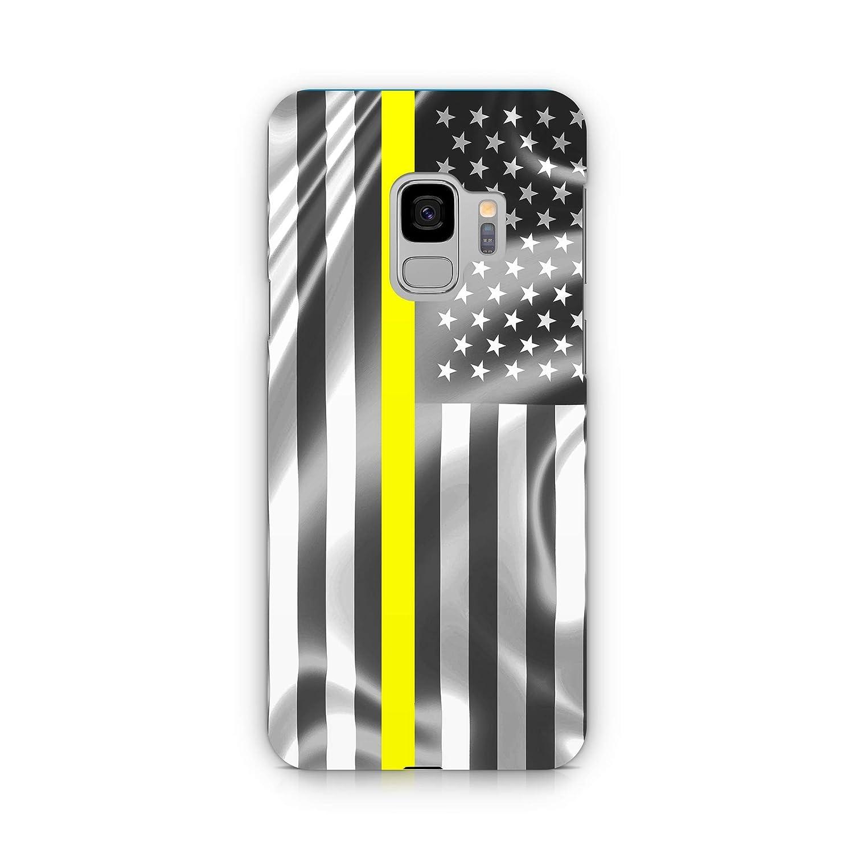 Thin Yellow Line Case - Samsung Models 71m6Q0TiA1L