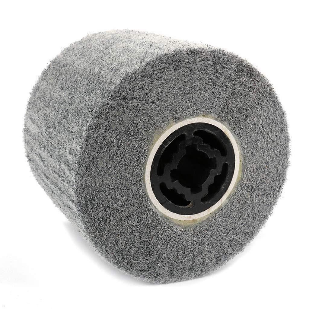 Non-woven Abrasive Flap Wheel Wire Drawing Polishing Burnishing Grit #60-#600