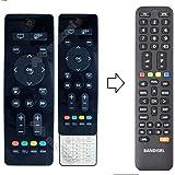 IKEA UPPLEVA Reemplazo mando a distancia: Amazon.es: Electrónica