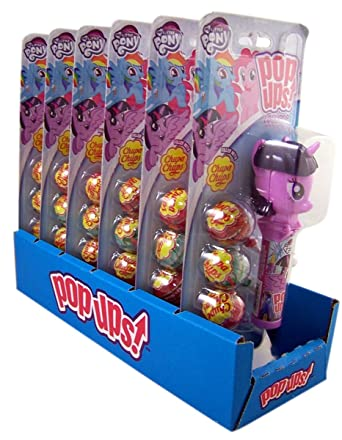 my little pony Pop Ups Lollipop Funda con paletas chupa ...