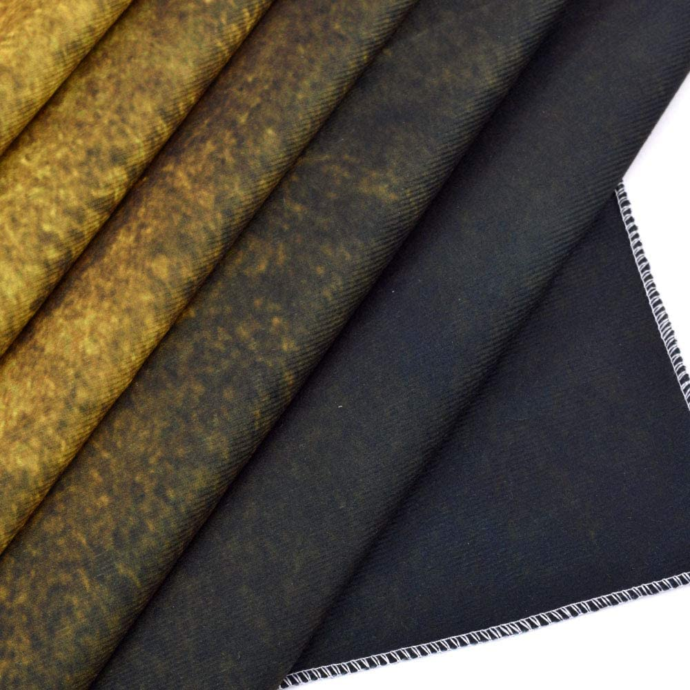 With Rod Pocket Resistant Fleece-Like Cloth Fabric econious Photo Backdrop 1.5 x 2.2 m Colorful Brick Wall Wood Floor Backdrop for Photography