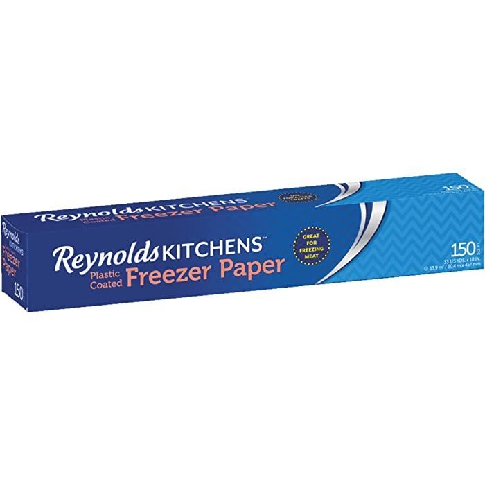 Top 9 Reynolds 18 Inch Freezer Paper Plastic Coated