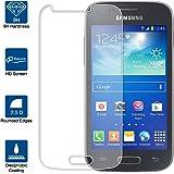 Beiuns Film Protection d'écran en verre trempé ultra dur protecteur d'écran pour Samsung Galaxy Trend Lite S7390 / S7392
