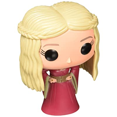 Funko POP Game of Thrones: Cersei Lannister Vinyl Figure: Funko Pop! Television:: Toys & Games