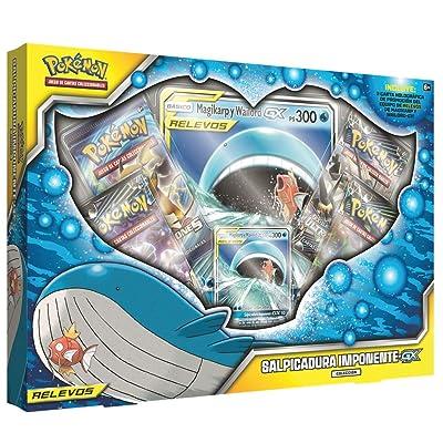 Pokémon Colección Salpicadura Imponente-GX - Español (POGX1901): Juguetes y juegos