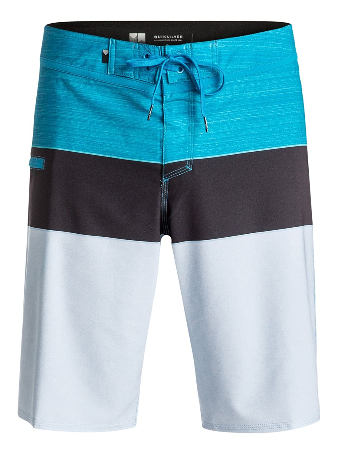 Quiksilver Mens Everyday Blocked 20 Boardshort Swim Trunk