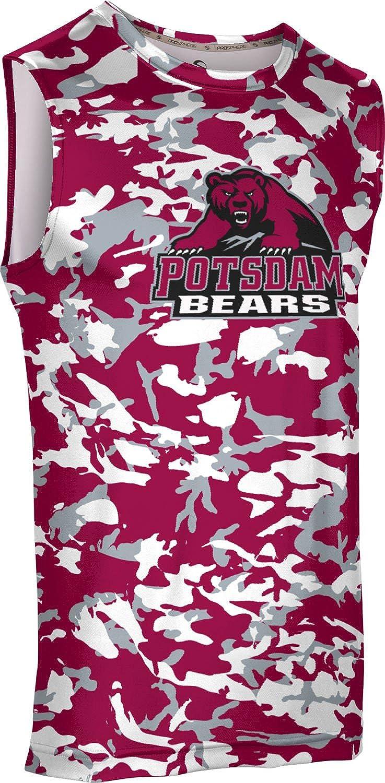 ProSphere State University of New York at Potsdam Mens Sleeveless Shirt Camo