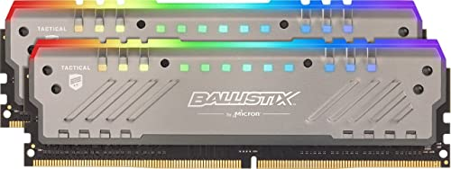 Ballistix Tactical Tracer RGB Gaming RAM