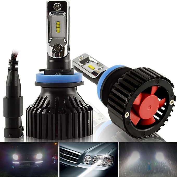 1 opinioni per H11 LED Faro Bulbi Auto- Kahine H8 H9 LED Luci 26W 8000LM Super Luminosa Lampada