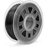 Gizmo Dorks 3mm (2.85mm) ABS Filament 1kg/2.2lb for 3D Printers, Black