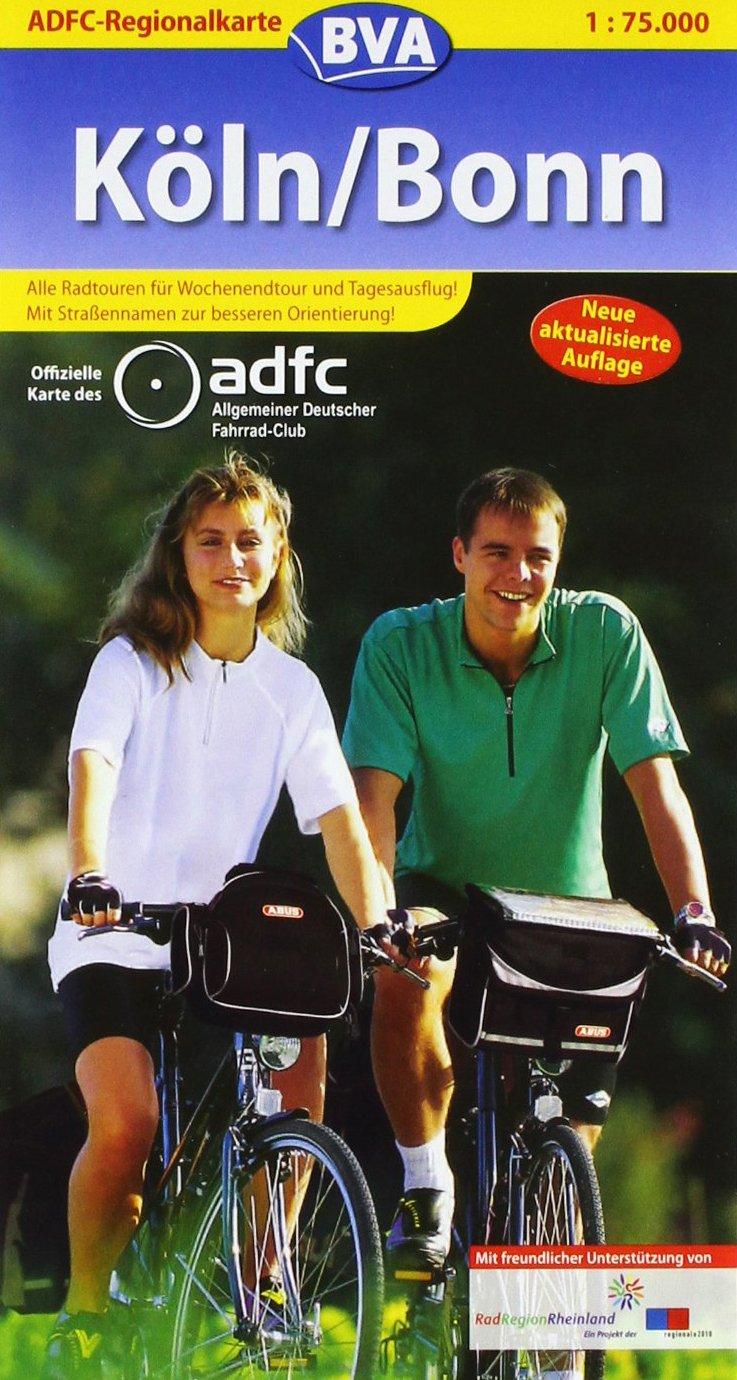 ADFC Regionalkarten, Köln/Bonn