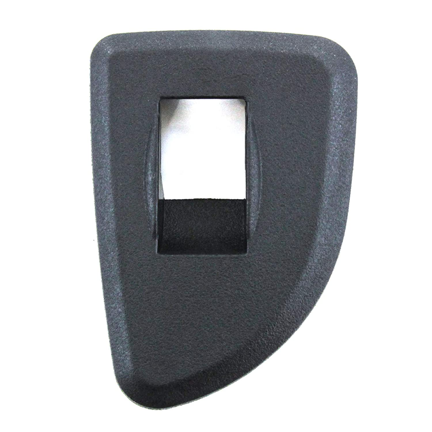 Red Hound Auto Rear Window Switch Bezel Driver Side Left LH for 2009-2013 Compatible with Chevrolet//GMC Silverado//Sierra 1500//2500HD//3500HD Black