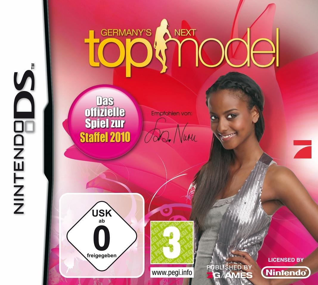germanys next topmodel das offizielle spiel zur staffel 2010 nintendo ds amazonde games - Germanys Next Topmodel Bewerbung