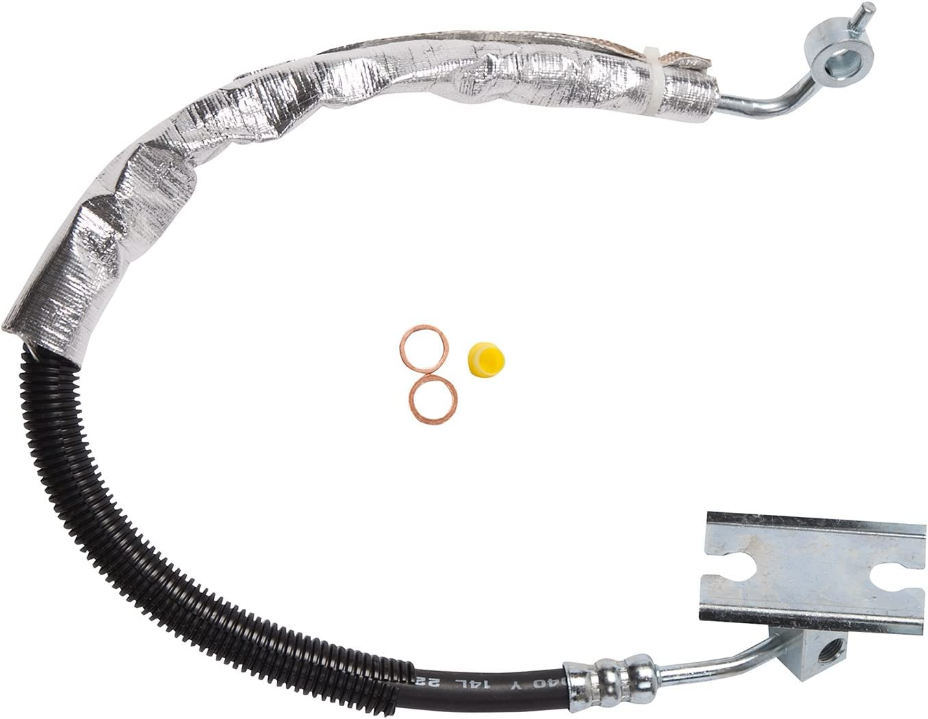 Edelmann 92341 Power Steering Pressure Line Hose Assembly