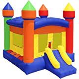 Inflatable HQ Commercial Grade Bounce House 100% PVC Castle 16 x 16 Jump with Blower