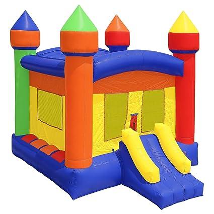 amazon com inflatable hq commercial grade bounce house 100 pvc rh amazon com bounce house clipart free bounce house vector clipart